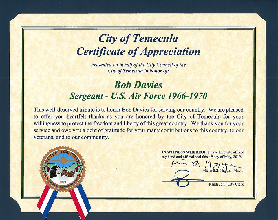 2019_City_of_Temecula_Veteran_Award